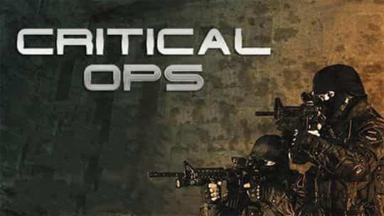 Игра на мобильный Critical Ops