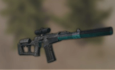 Оружие VSS Compact