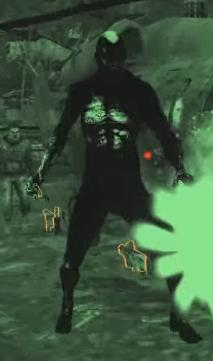 Alien Superzombie в Infestation New Z
