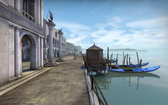 Карта Canals CS:GO